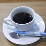 幸鮨 - コーヒーまで付いてます。
