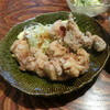 池国 - 料理写真:日替わりランチ(一口山賊焼き)