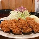 とんかつ 澤樹 - ひれかつ定食