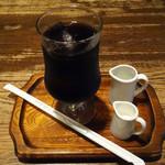 珈琲香舗カワシマ - アイスコーヒー