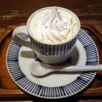 珈琲香舗カワシマ - ウインナーコーヒー