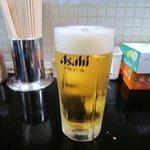 ばくだん屋 流川店 - 生ビール
