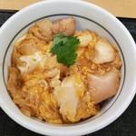 なか卯 - 料理写真:親子丼ミニ 350円