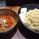 麺屋政宗 - 辛つけ麺