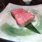 炭火焼肉 焼肉の岩さん - 棒タン