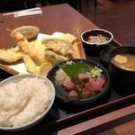 魚河岸の居酒屋 えびす大黒 - 天ぷら御膳