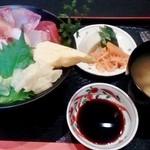京料理 助左 - 料理写真:海鮮丼