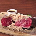 【肉オプション】フォアグラテリーヌの削り落とし