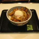 吉野家 - 2018年初夏発売「鶏すき丼」です。
