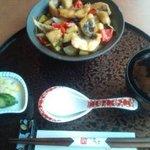 カメリア - セイゴ野菜あんかけ丼 ¥1,000