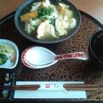 カメリア - 大浜大豆の豆腐丼 ¥850