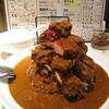 富士力食堂 - 料理写真:マウンテンチキンカツカリー(並)