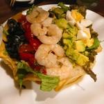 kawara CAFE&DINING - コブサラダ