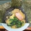つくし亭 - 料理写真:ラーメン650円麺硬め。海苔増し100円。
