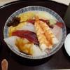 すし天ぷら あき - 料理写真:ちらし寿司