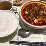 87657000 - 四川麻婆豆腐です。