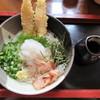 港屋 千兵衛 - 料理写真:ふぐ天ぶっかけ 990円(税別)