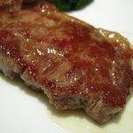 derishasukicchinemonderu - サーロインステーキ