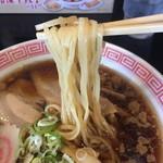 幸楽苑 - 麺