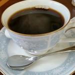 カフェ・カルディー - モーニングのコーヒー。