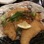 湾 - 地魚のフライ南蛮530円