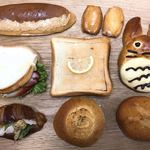 李音 - 今回かったパンです。
