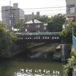 鳥勝 - 泪橋(現・浜川橋)