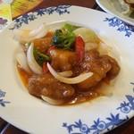 バーミヤン - 酢豚