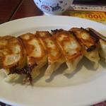 バーミヤン - 餃子