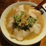 ラーメン麺長 - 味噌ラーメン