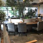 cafe Clap - 店内
