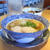 ryuukyuutoripaitanra-menappari - 料理写真:煮干濃厚鶏白湯ラーメン