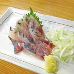 百楽 - まあじ ¥450