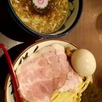 niboshichuukasobasuzuran - 特製つけ麺
