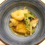 大喜 - 小鉢 一口天ぷら