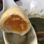 中華そば いづる - 【2018.6.14】味玉。