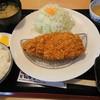 こだわりのとんかつ源三 - 料理写真:三元豚のロースかつ御膳(中)
