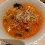 天津飯店 - タンタン麺[担々麺]