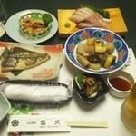 食事処富久 - 料理写真:宴会料理 4000円