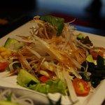 Mitsuoki - 大根サラダ
