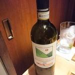 とり口 - 白ワイン ロエロ アルネイス(イタリア)