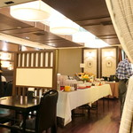 広東料理セレブリティクラブ セラリ迎賓館 - 朝食ビュッフェレーン