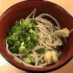自然食ブッフェ姫蛍 - 打ち立ての蕎麦も頂きましたよ~