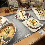 自然食ブッフェ姫蛍 - パティシエ手作りのデザート