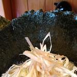 絶の味 - 海苔は5枚増し