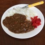本格炭火焼き鳥 為五郎 - 鷄ひき肉カレー