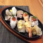 87675211 - 寿司焼き1200円