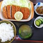 とんかつ片岡 - 料理写真: