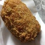 ラボコンパン - たっぷりチーズのちくわパン
