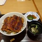 澤正 - 上うなぎ丼